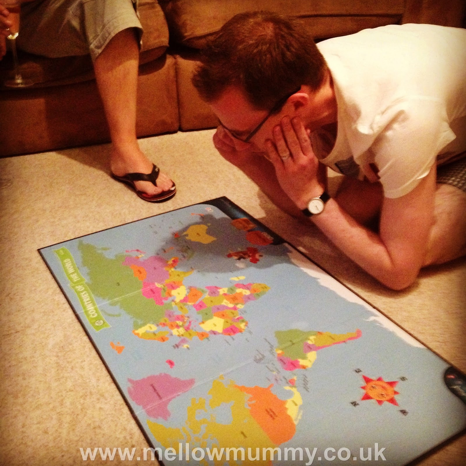 Mellow mummy leapfrog discover summer club and leapreader im really pleased that lara is enjoying her interactive world map because i have fond memories as a child of exploring my parents printed world atlas gumiabroncs Images
