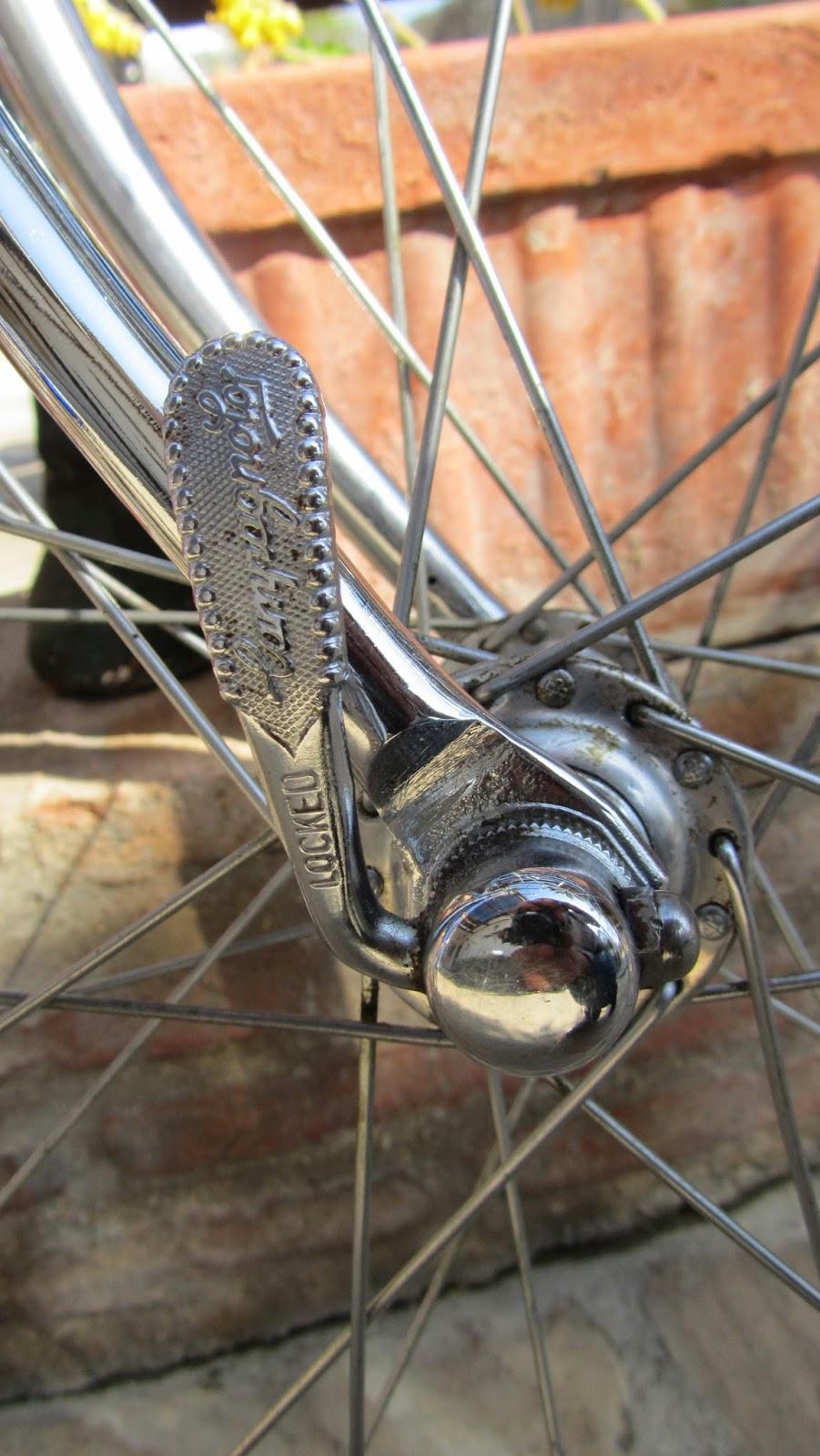cierre rapido campagnolo bicicleta orbea contrarreloj
