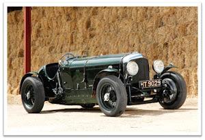 'Jumbo' Goddard Bentley Special