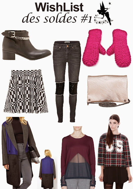 Soldes promotions fashion mode blog blogmode fashionblog EmilyFashionAndBeauty Nasty Gal Pull&Bear Cheap Monday Asos & Other Stories Monki Urban Outfitters Vero Moda