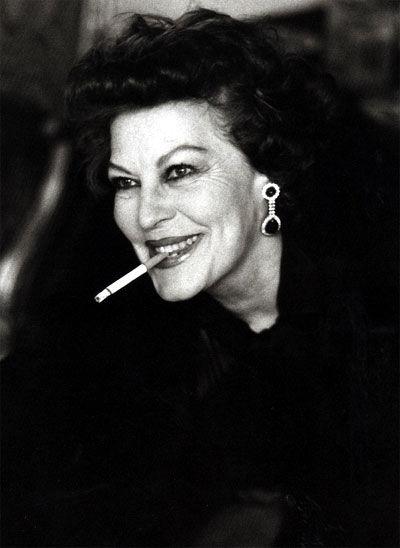 ClaireMakeupStudio: Beauty Icon : Ava Gardner inspired ... Ava Gardner 1989