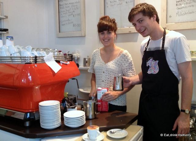 Chocolate Orange Espresso, Bardon, Brisbane