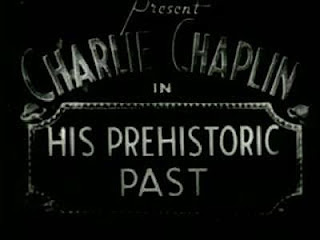 Charlot en la edad de piedra | Charlot prehistórico | 1914 | His Prehistoric Past