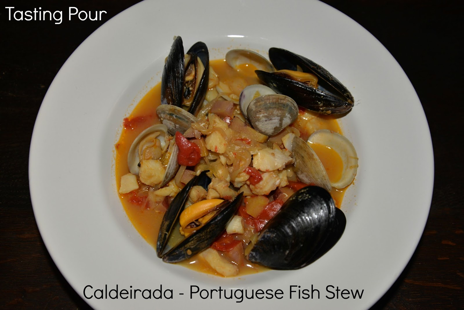 Caldeirada - Portuguese Fish Stew