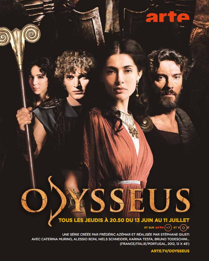 odysseus resume