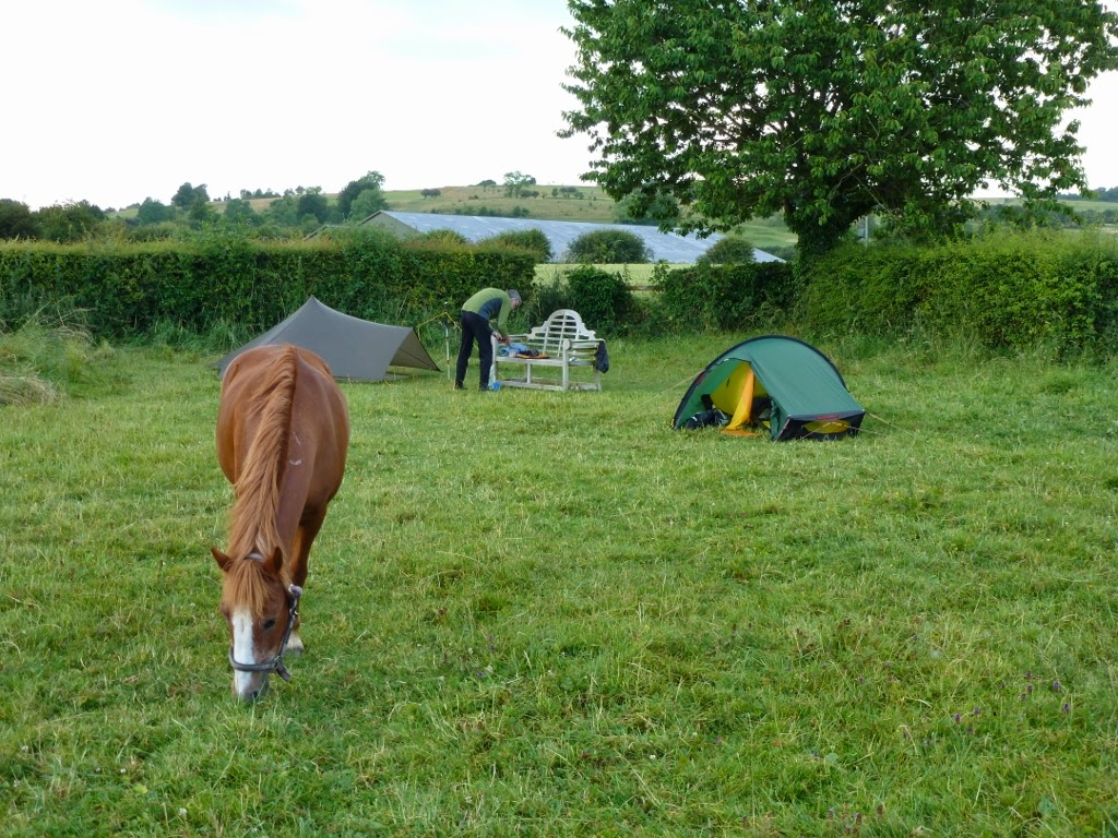Our Camp at Foxlynch