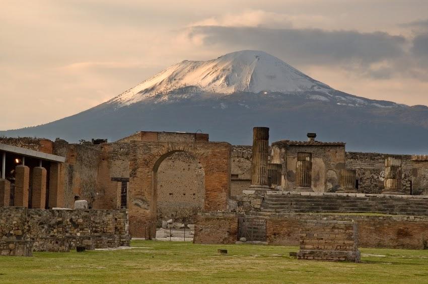 義大利龐貝古城