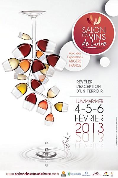La cave de bobosse le salon des vins de loire angers 3 for Calendrier salon des vins
