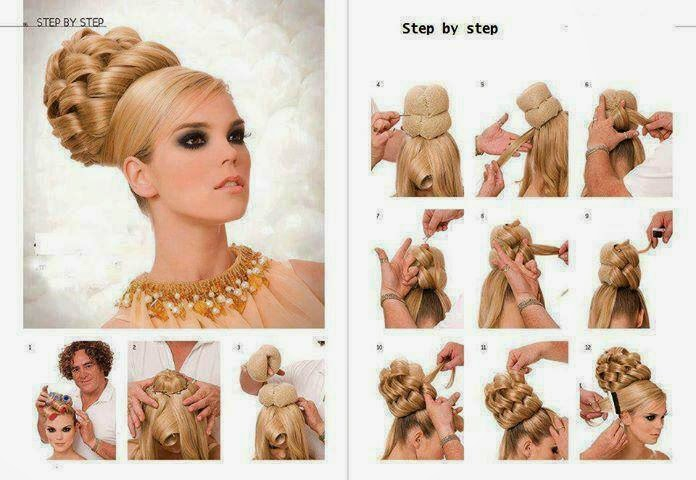 Ladies Hair Styles Tutorials #2.