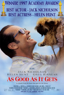 Watch As Good as It Gets 1997 BRRip Hollywood Movie Online | As Good as It Gets 1997 Hollywood Movie Poster