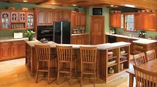 Ancient Kitchen Furniture
