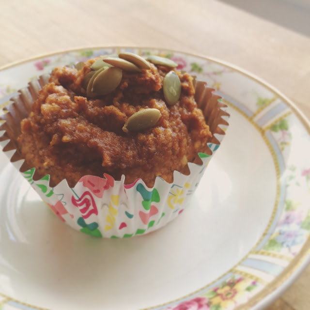 gluten free pumpkin muffin 21 day fix