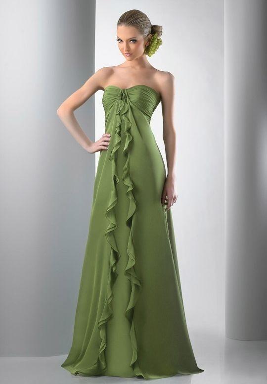 WhiteAzalea Bridesmaid Dresses Green Bridesmaid Dresses