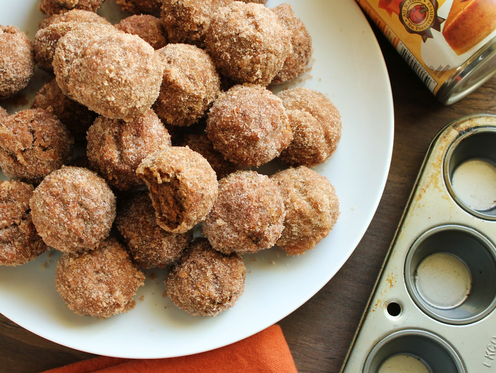 Here is the resulting recipe! They are not low in sugar, but if you ...