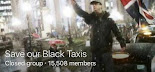 Save Our Black Taxis
