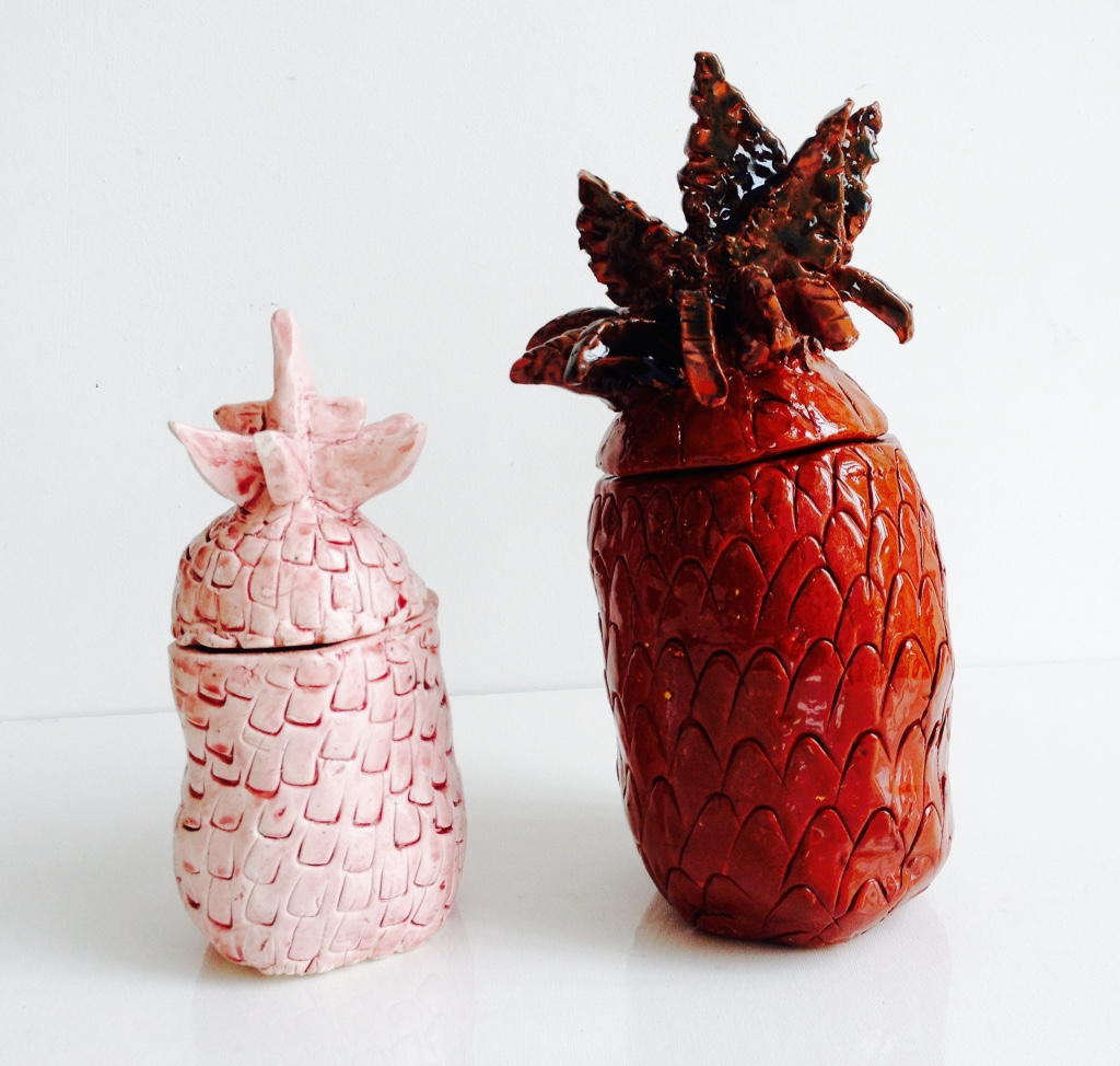 Porcelaine ananas