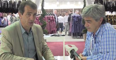 ΚΟΣΜΙΔΗΣ:Η Ελληνική Ομοσπονδία Γούνας στην 40η Δ.Ε.Γ. (βίντεο)