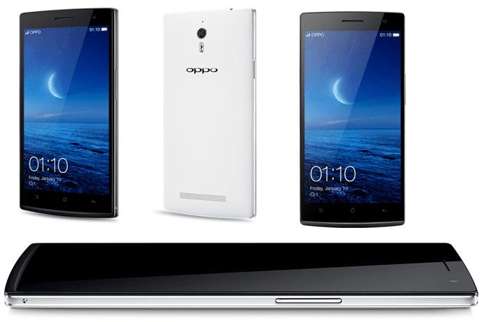 50 Megapiksellik Oppo Find 7′nin Tüm Detayları