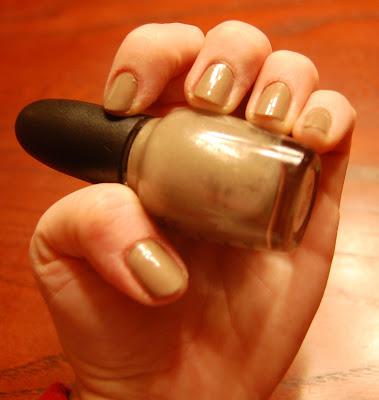 Sephora by OPI, Sephora by OPI nail polish, Sephora by OPI nail lacquer, Sephora by OPI Under My Trench Coat, Sephora by OPI manicure, manicure, nail, nails, nail polish, polish, lacquer, nail lacquer