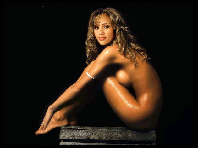 Jessica alba fausse images nues