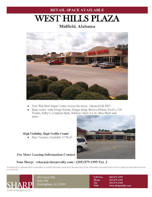 West Hills Plaza - Sharp Realty