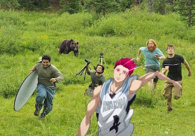 Akashi Seijuro dibully anak Meme