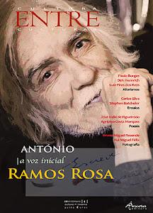 . : lançamento do nº 4 da Revista Cultura ENTRE Culturas sobre António Ramos Rosa : .