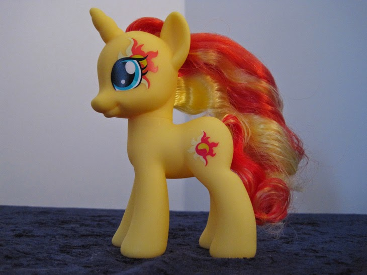 Cutie Mark Magic Fashion Style Sunset Shimmer, minus outfit.