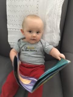 Read,Baby, Read!