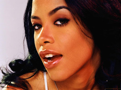 Aaliyah Haughton Hot Wallpaper