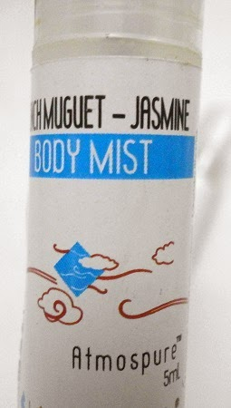 The Nature's Co French Muguet Jasmine Body Mist in Beauty wish box march