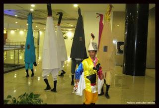 Rey Momo Carnaval de Barranquilla 2012