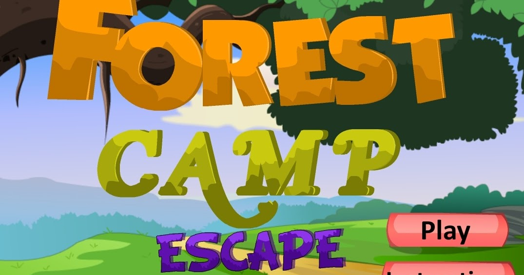 Solved Forest Camp Escape Walkthrough