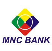 Logo PT Bank MNC Internasional