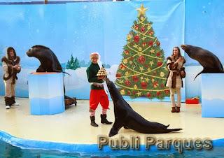 Navidad en Mundomar