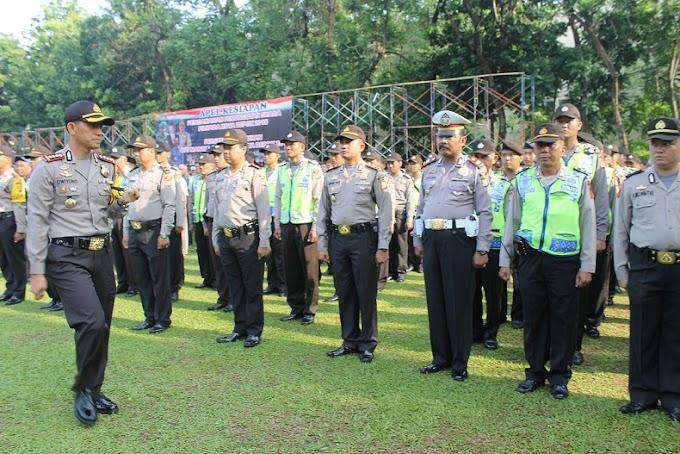 Polresta Depok Waspadai TPS Rawan