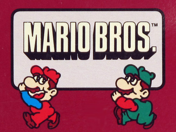 super mario bros the game