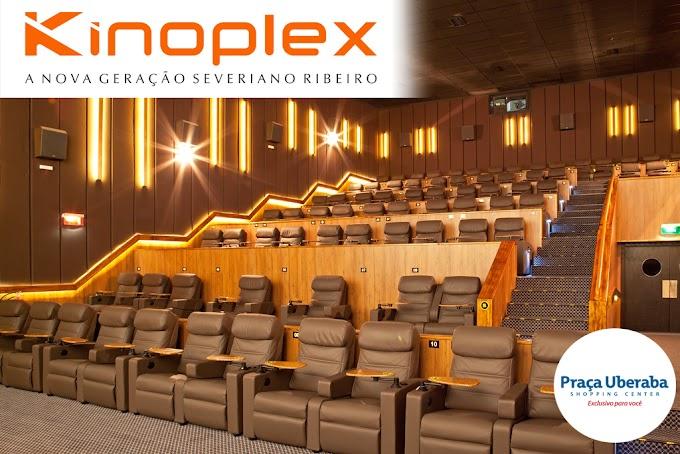 Kinoplex Praça Uberaba abre suas portas no dia 06 de agosto