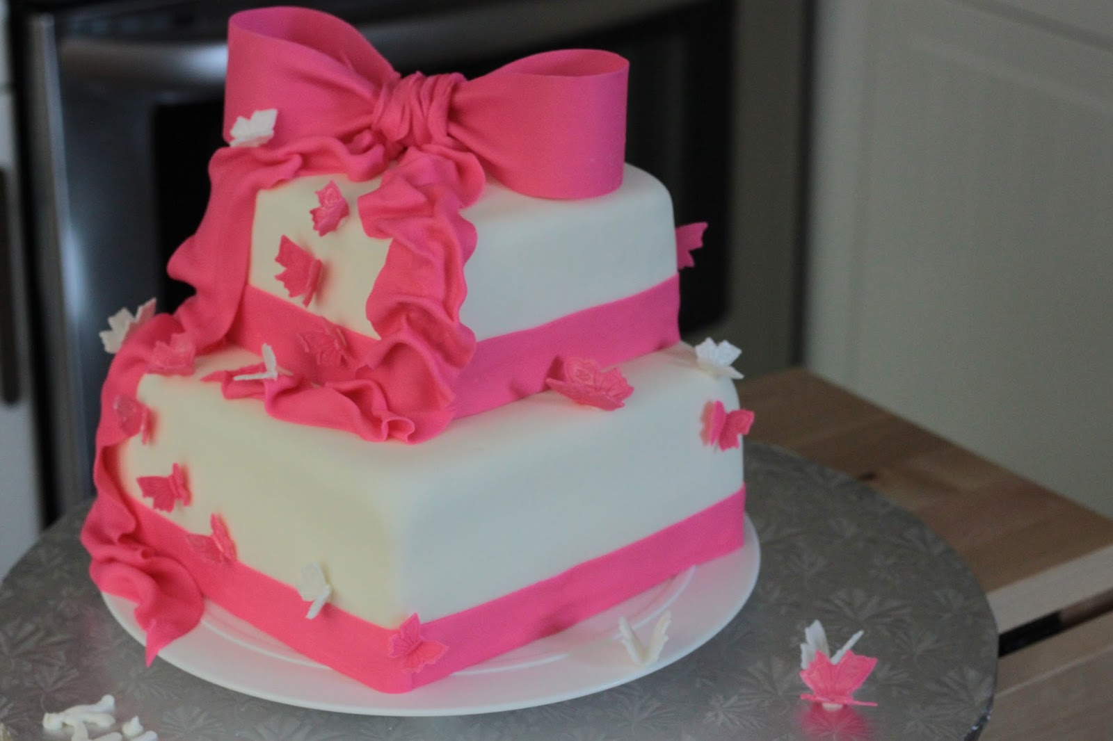 cakes by nika, why not?