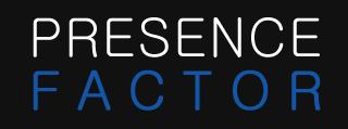 Presence Factor