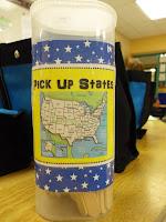 states activities