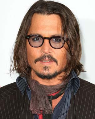 JOHNNY DEPP HAIRSTYLES - LONG HAIRSTYLE
