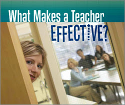 What Makes a Teacher Effective?
