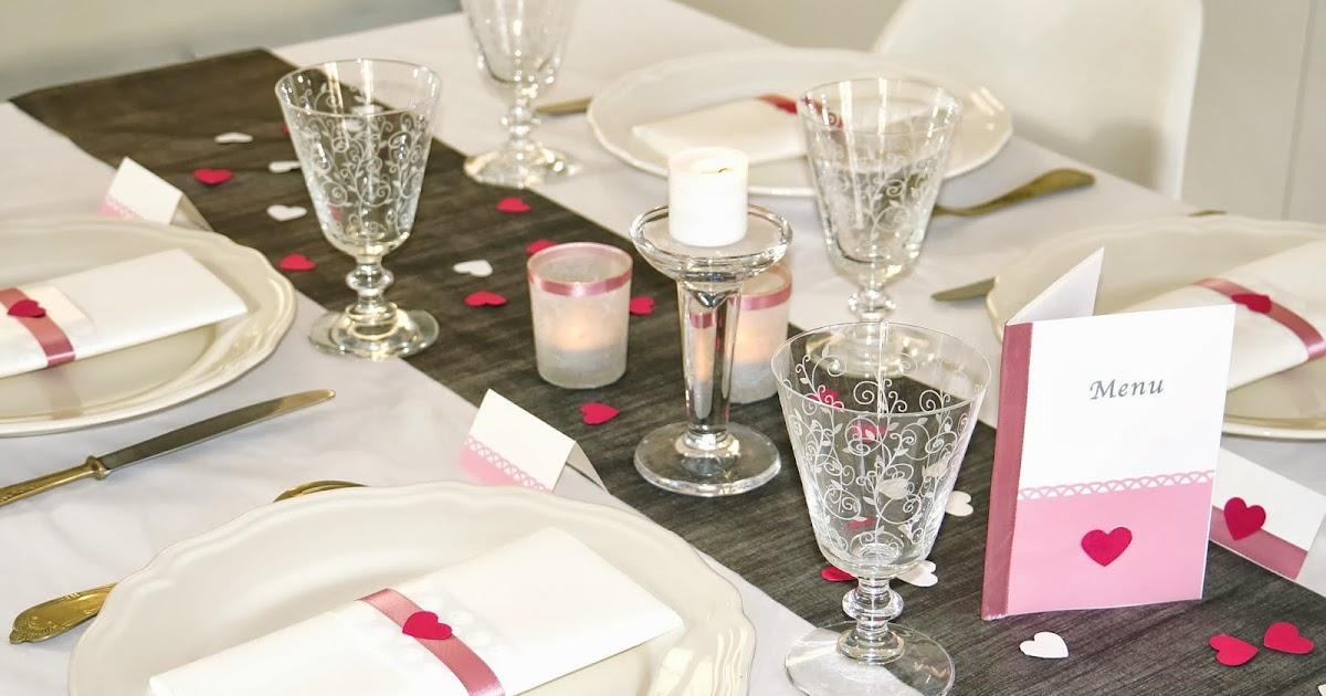 ma boutique déco table - décoration de table: mariage rose