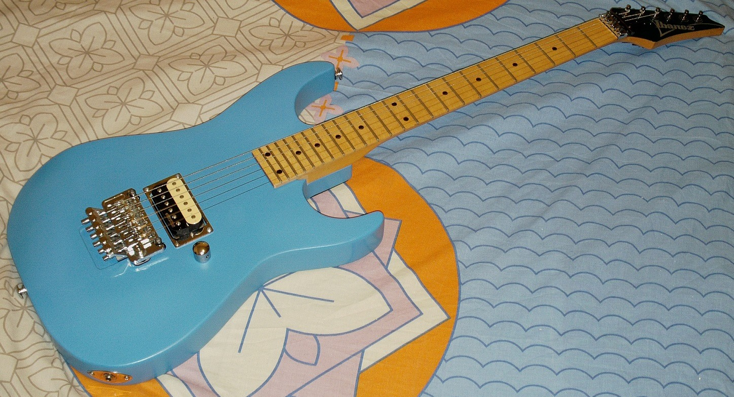 Ibanez Superstrat project! | Guitar Dreamer