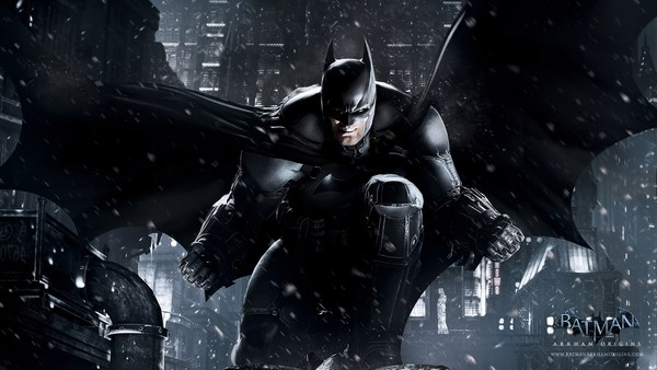 Batman Arkham Origins Desktop Wallpaper HD Image