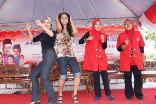 Cayalah Puteri UMNO