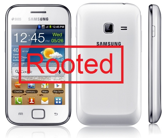How to Root Galaxy Ace Duos S6802 on Android 2.3.6 Gingerbread ...