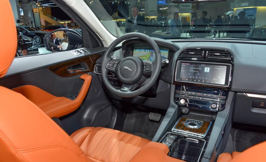 Adam\'s Autos: 2017 Jaguar F-Pace - REVEALED