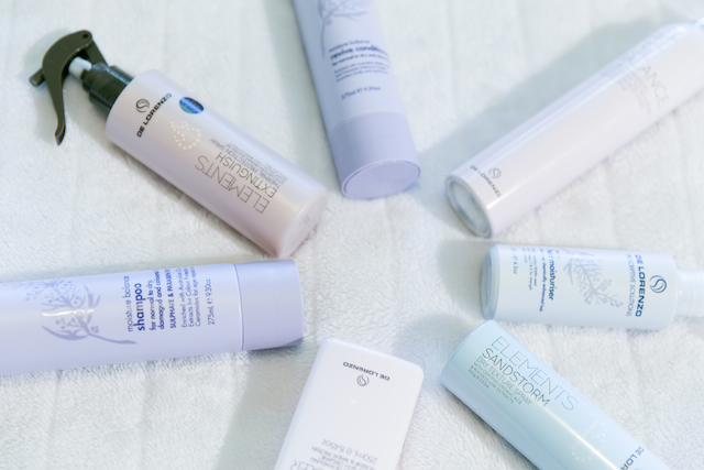 De Lorenzo vegan hair care products review. Products ℅ Polkadot PR. The best vegan hair care range.